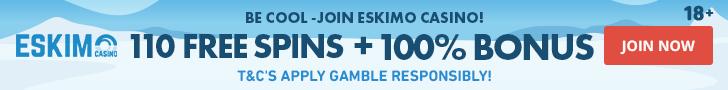 Eskimo Banner