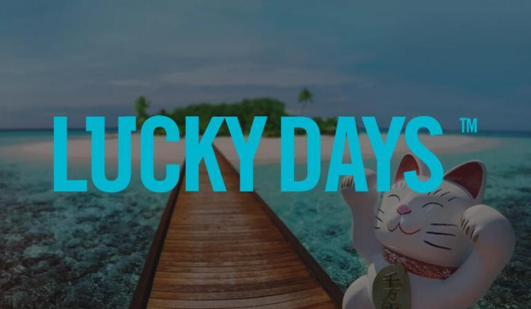 Uitstekende bonussen Lucky Days Casino