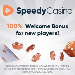 Speedy bonus