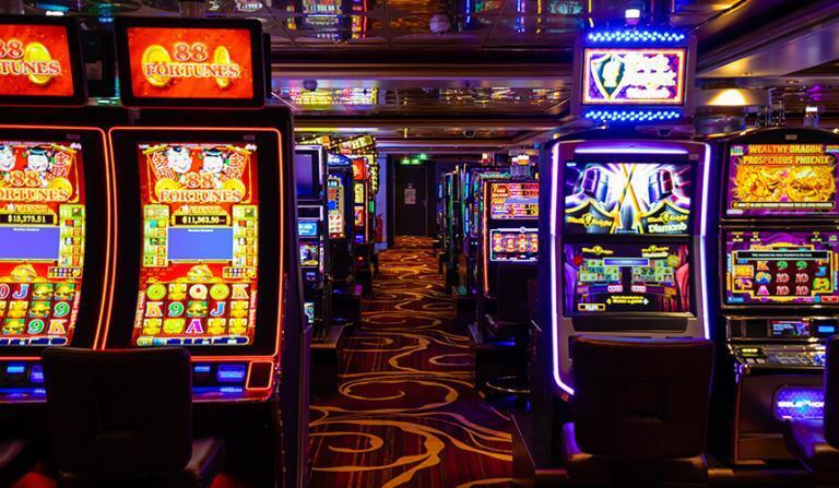 Huisvoordeel van casino spellen