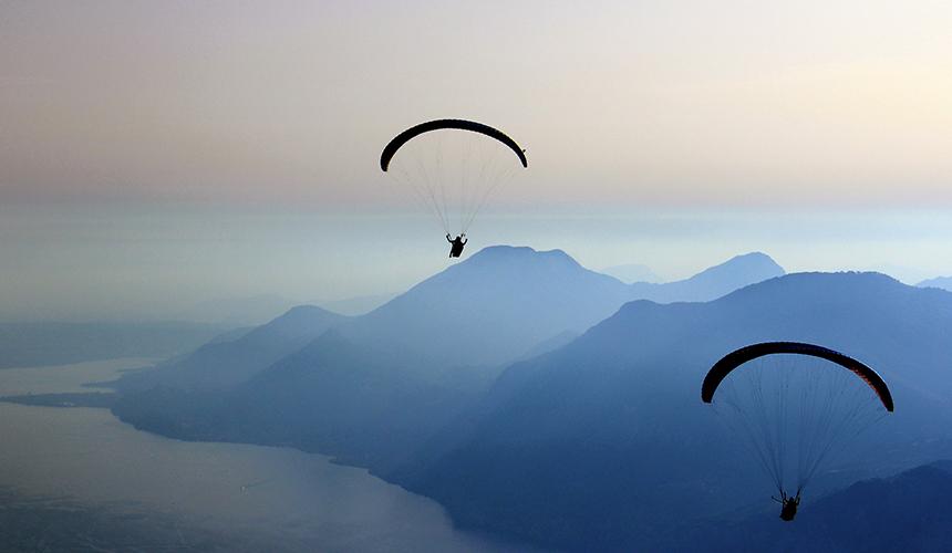 parachute bonus