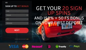 Verschillende soorten bonussen bij online casino's